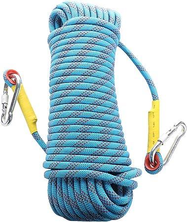 Buuci Cuerda de Escalada al Aire Libre 10 m (32 pies) 20 m ...