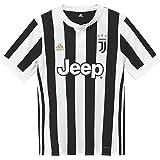 adidas YOUTH Juventus Home Soccer Stadium Jersey