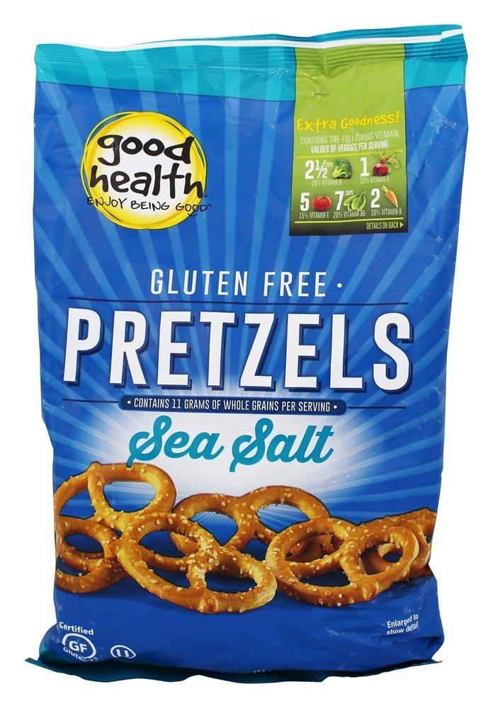 Good Health Pretzels Gluten Free, 8 oz