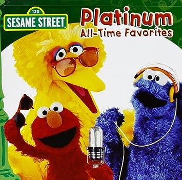 Sesame street summer dress up time