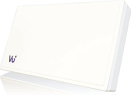 Vu+ FLAT-H38D2 - Parabólica, blanco (importado)