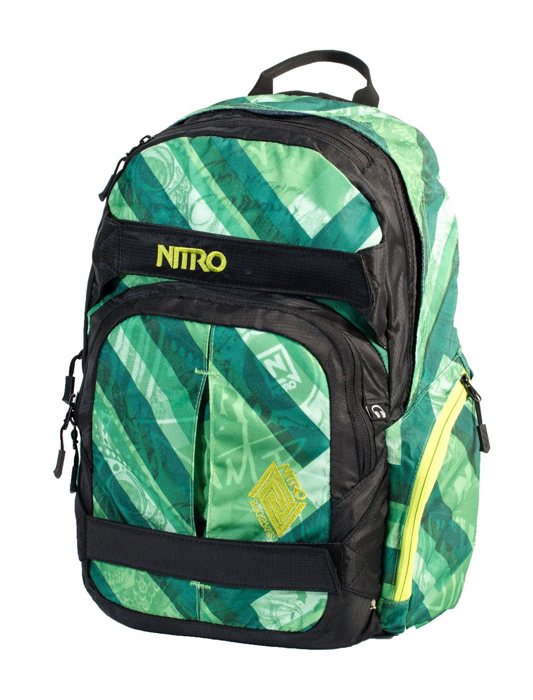 Nitro Rucksack Drifter, bleach, 27 liters, 1121877470 Nitro Snowboards