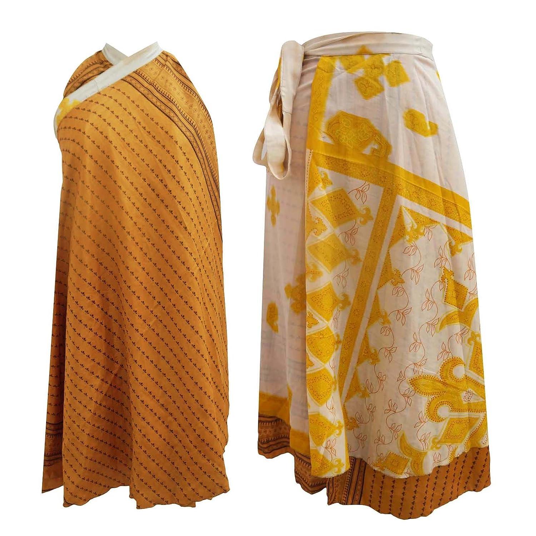 indian kleidung polyester lange wickelrock floral dres frauen abnutzungs wraps g nstig kaufen. Black Bedroom Furniture Sets. Home Design Ideas