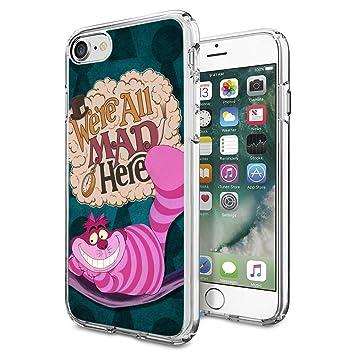 coque iphone 7 wonderland
