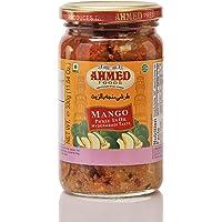Ahmed Foods Hyderabadi Mango Pickle en aceite 330