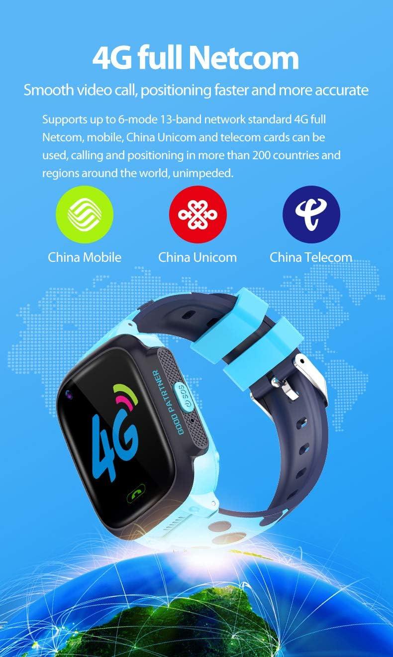 Amazon.com: Zqasales Y95 - Reloj inteligente para niños con ...