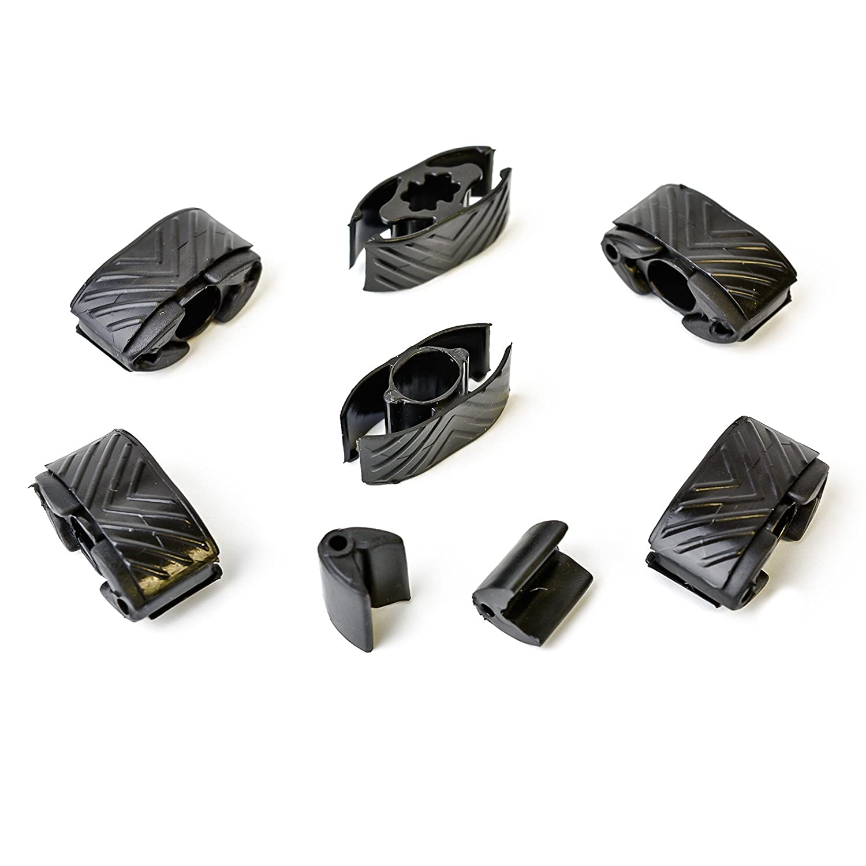 4 x schiebedach eléctrico (mecanismo Reparación Clips de Sujeción | 7701209744: Amazon.es: Coche y moto