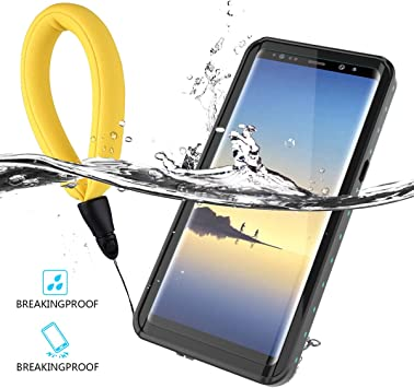 Funda Galaxy Note 8, BasicStock Funda Impermeable Para Samsung ...