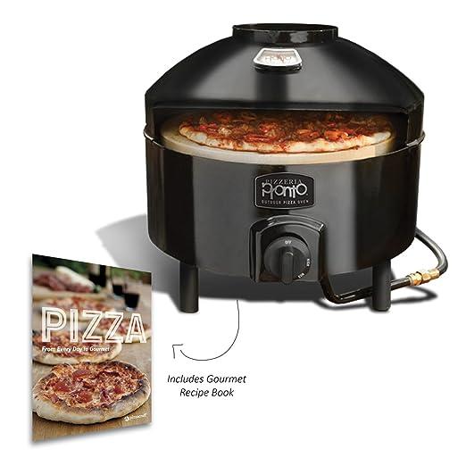 Pizzacraft pizzería Pronto al aire libre Pizza para horno - PC6000 ...