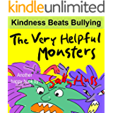 The Very Helpful Monsters (A Children's Picture Book)