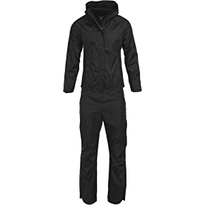 Amazon.com: KARRESLY Unisex Adult Lightweight Raincoat ...