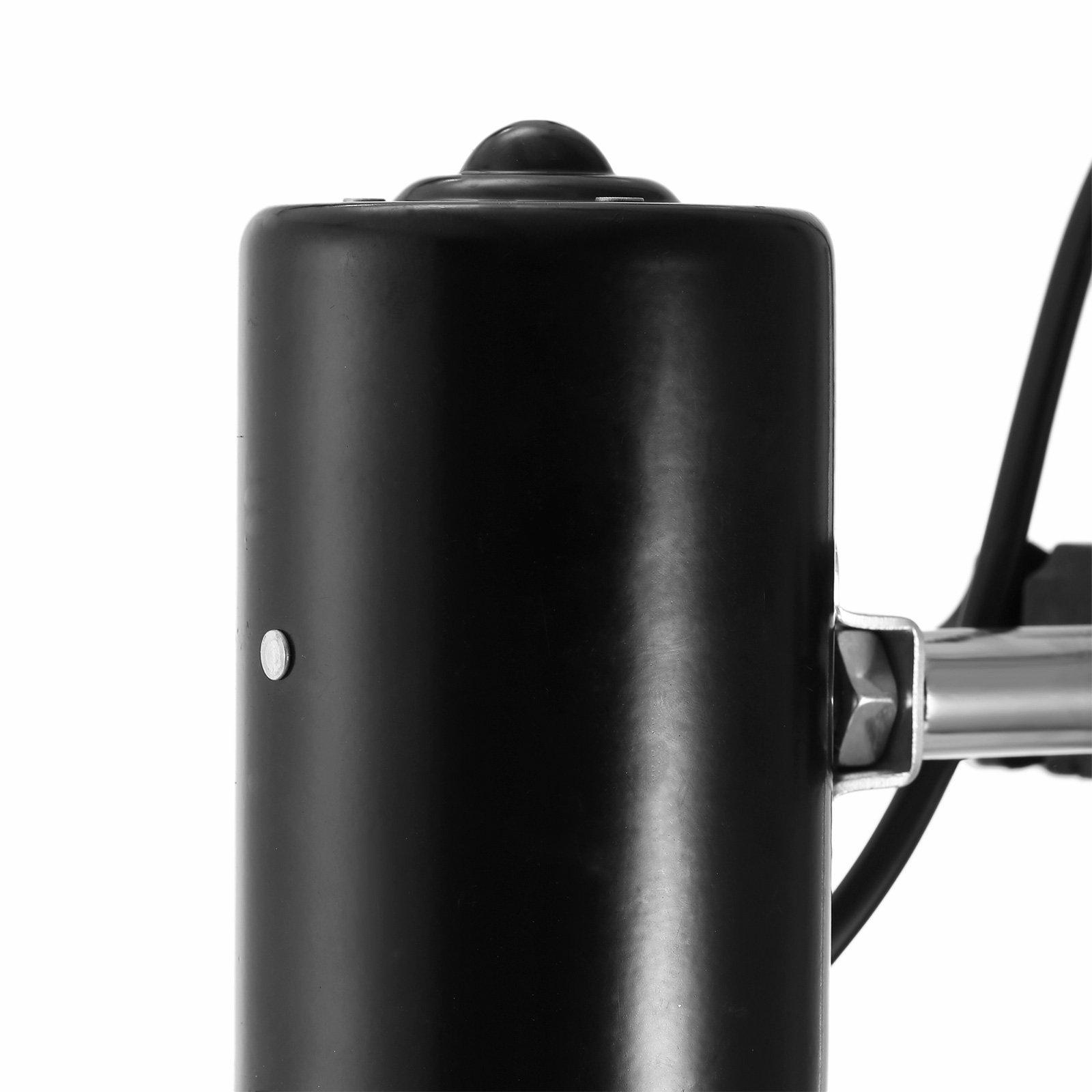 Mophorn Electric Overhead Stirrer Mixer 0-2000 RPM Overhead Stirrer Mixer 100W Lab Mixer Blender Variable Speed 0-120 Minutes Overhead Stirrer by Mophorn (Image #5)