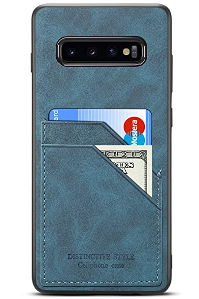 Amazon.com: Galaxy S10 + Plus Funda protectora para tarjeta ...