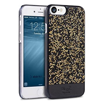 super popular de420 bbd1d iPhone 7 Case, iPhone 8 Case, BlingZ.® 3D Swarovski Elements Sparkle  Crystal Diamond Rhinestone Bling Bling Case Cover for iPhone 7 and iPhone 8  - ...