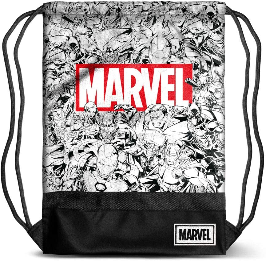 Karactermania Marvel Brick-sacca Storm Bolsillo Suelto para Mochila 48 Centimeters (Multicolour)