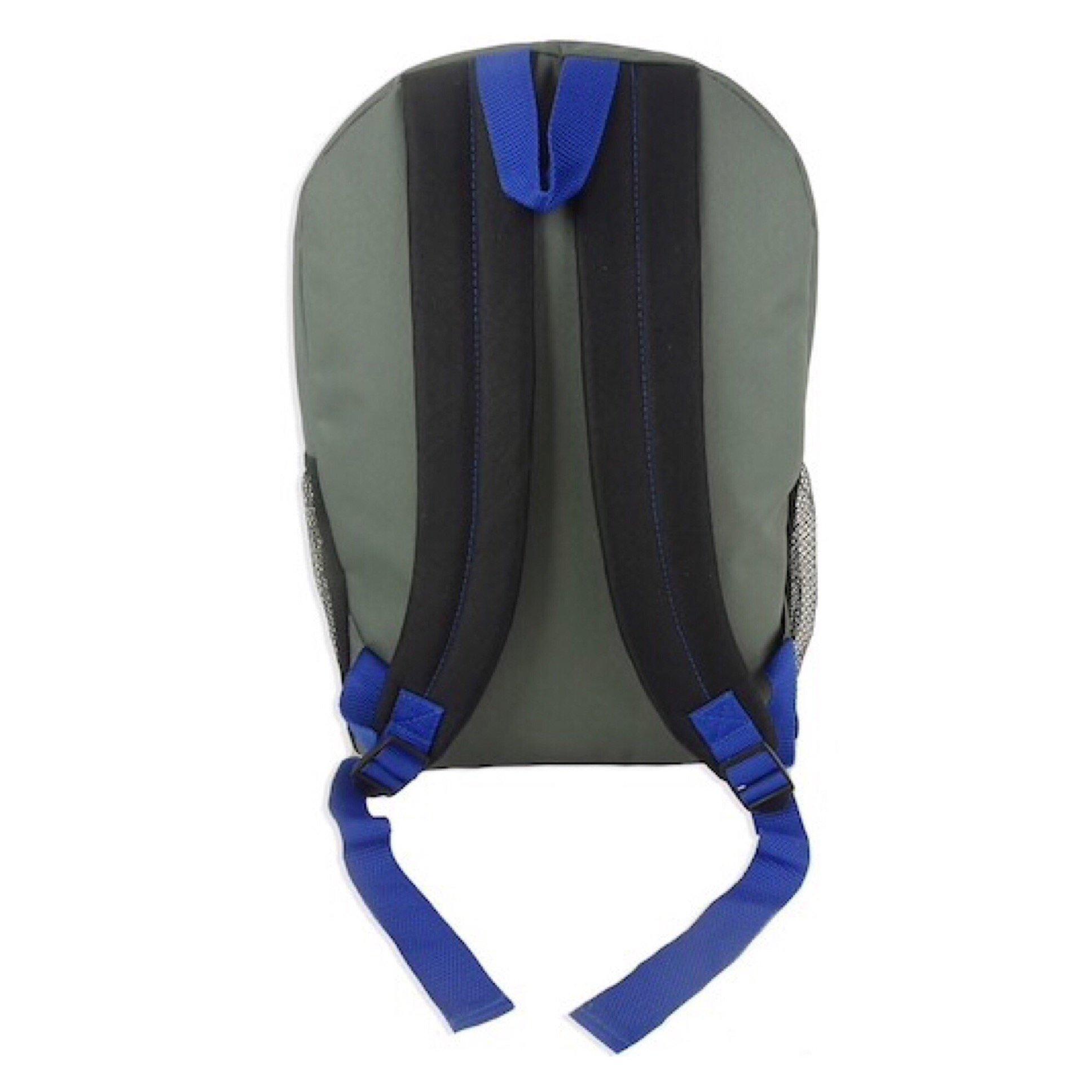 Kids - Marvel Black Panther Backpack, Lunchbox, Pencil Case, Water Bottle & Carabiner Set by Black Panther (Image #3)