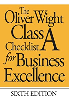 Demand management best practices process principles and the oliver wight class a checklist for business excellence fandeluxe Choice Image