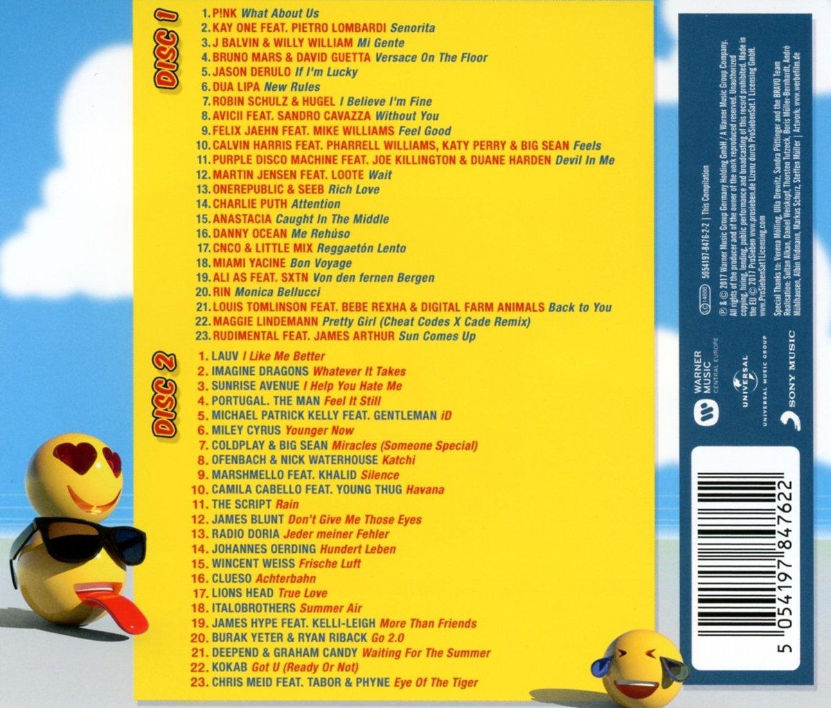 bravo hits vol 99 tracklist  bravo hits 99 2017 tracklist  bravo hits 99 erscheinungsdatum  bravo hits 99 tracklist  bravo hits 99 download  bravo hits 99 reinhören  bravo hits 99 anhören  bravo hits 99 hörprobe