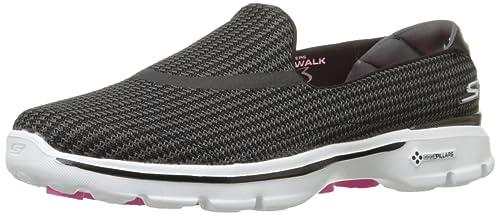 Skechers 13980 : Skechers GO Walk 3, Sneaker basse Donn