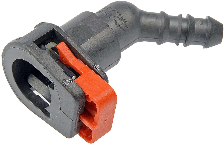 Dorman 800-134 Bundy Fuel Line Connector, (Pack of 2)