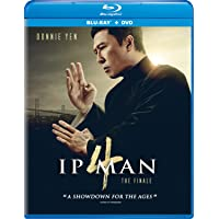 Ip Man 4: The Finale [Blu-ray + DVD]