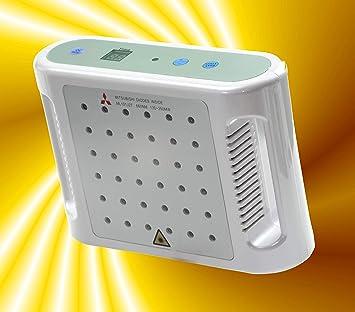 Lipo de Laser [@ Home] con 36 x 130 MW Mitsubishi de diodos ...