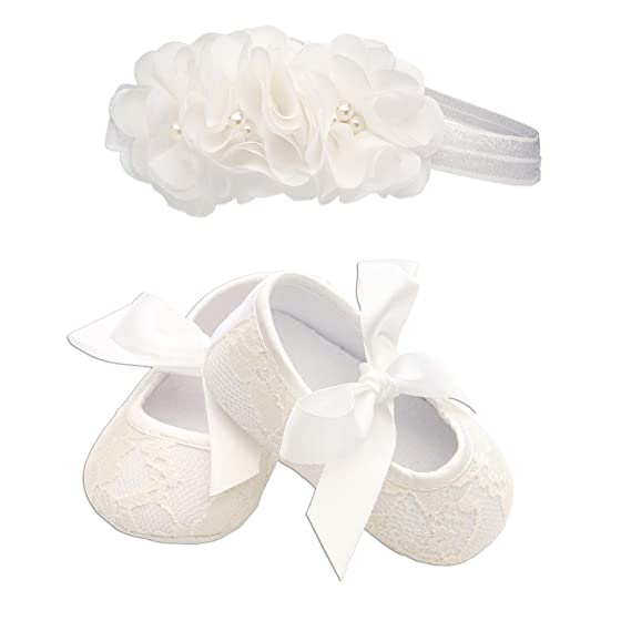 BABY BOYS GIRLS /'MY SPECIAL DAY/' IVORY//CREAM CHRISTENING BAPTISM SHOES NEW 1-3m