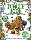 The Jungle Book: A Colouring Transfer Book