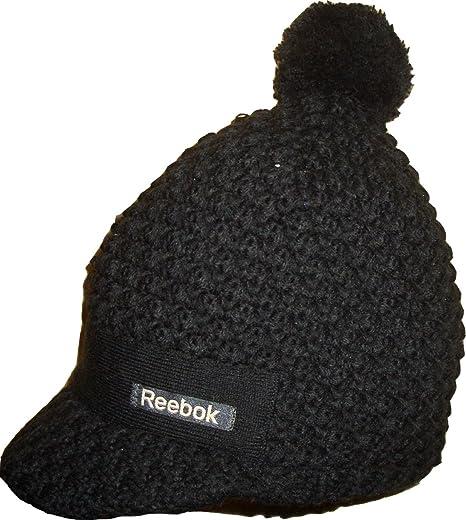 Reebok gorro gorra OTM Textu tiene negro K76151 talla única ...