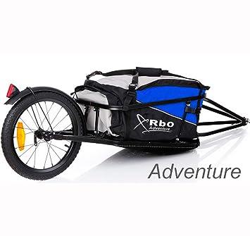 RBO Remolque de Bicicleta para Carga, Adventure, Desmontable ...