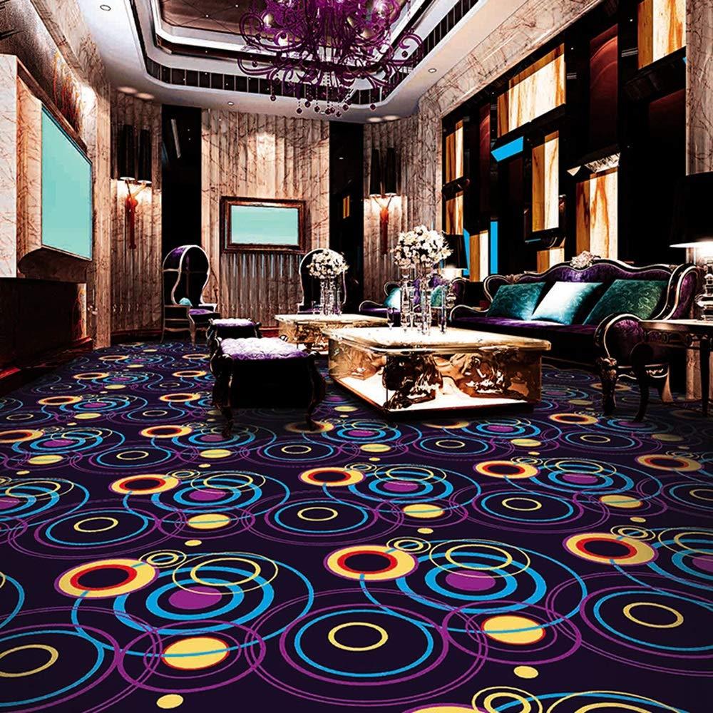 XIAOMEI,ラグ 地域の絨毯、柔らかで快適なダイニングルームのカーペット、ホテルのカーペット敷き、館内の廊下KTVシネマカーペット - 3色 - 7サイズ カーペット (色 : A, サイズ さいず : 400*250cm) 400*250cm A B07MQMQ93C
