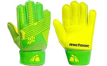 Meteor Fussball Torwarthandschuhe Fur Kinder Spieler Handschuhe Heren Fussball Handschuhe Damen Tormann Handschuhe Schutzt Die Finger Tormannhandschuhe