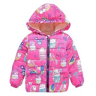 Abbigliamento Neonata,Bambino Ragazzo Inverno Cartone Animato Cappotto Mantello Giacca di Spessore Caldo Cappotti Abiti 13.95