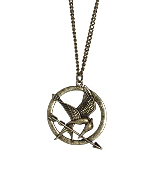 The Hunger Games - Single Chain Necklace