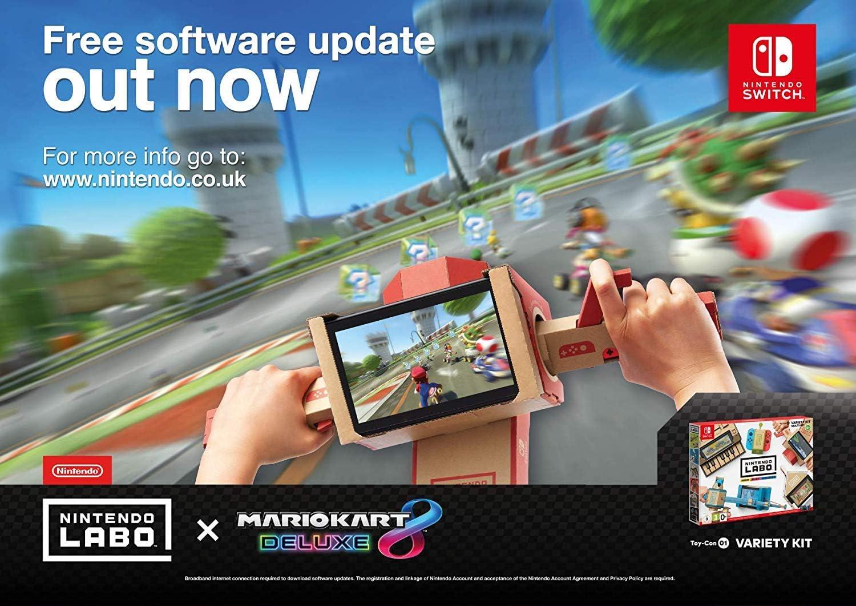 Mario Kart 8 Deluxe [Importación francesa]: Amazon.es: Videojuegos