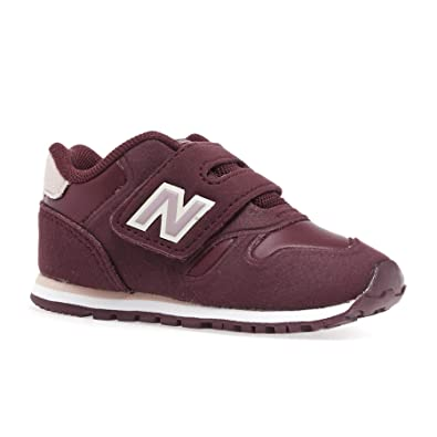new concept 27410 78a6d Amazon.com | New Balance Infant 373 Velcro Kids Shoes 5 M US ...