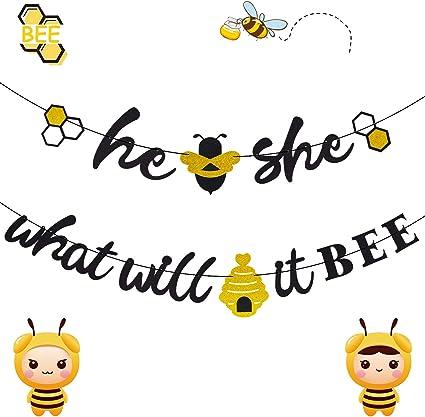 Amazon.com: Joymee Bee - Telón de fondo con purpurina negra ...