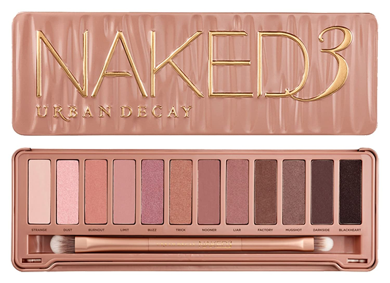 Image result for urban decay naked 3