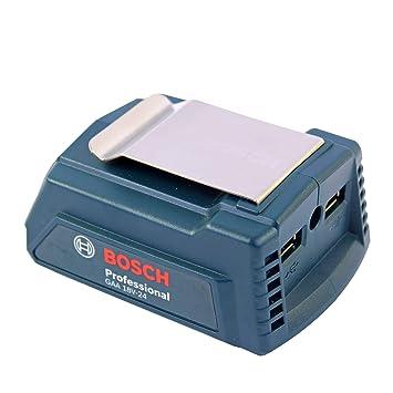 Bosch Cargador/Adaptador de carga Professional 3165140860840 ...