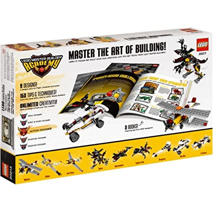 LEGO 20217 Master Builder Academy Action Designer (japan import ...