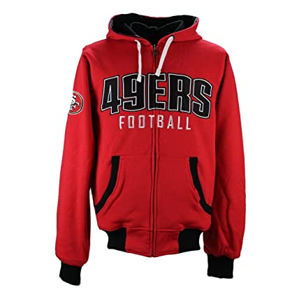 timeless design 26290 0042a Amazon.com : NFL Men's San Francisco 49ers SPIRIT Reversible ...