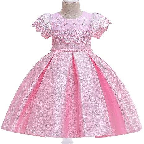 YGCLOTHES Vestidos Bebé Niña Princesa,Vestido Baile Tutu Sin ...