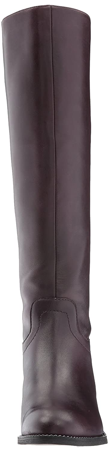 Franco Sarto 7 Women's Brindley Equestrian Boot B06XWHS2BJ 7 Sarto B(M) US|Dark Burgundy 1889d2