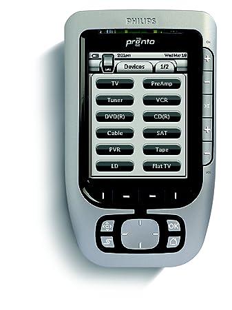 54497ba42a5 Philips Pronto SBCRU960 - Universal remote control: Amazon.co.uk:  Electronics