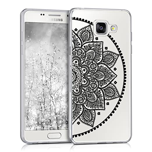 10 opinioni per kwmobile Cover per Samsung Galaxy A5 (2016)- Custodia in silicone TPU- Back case