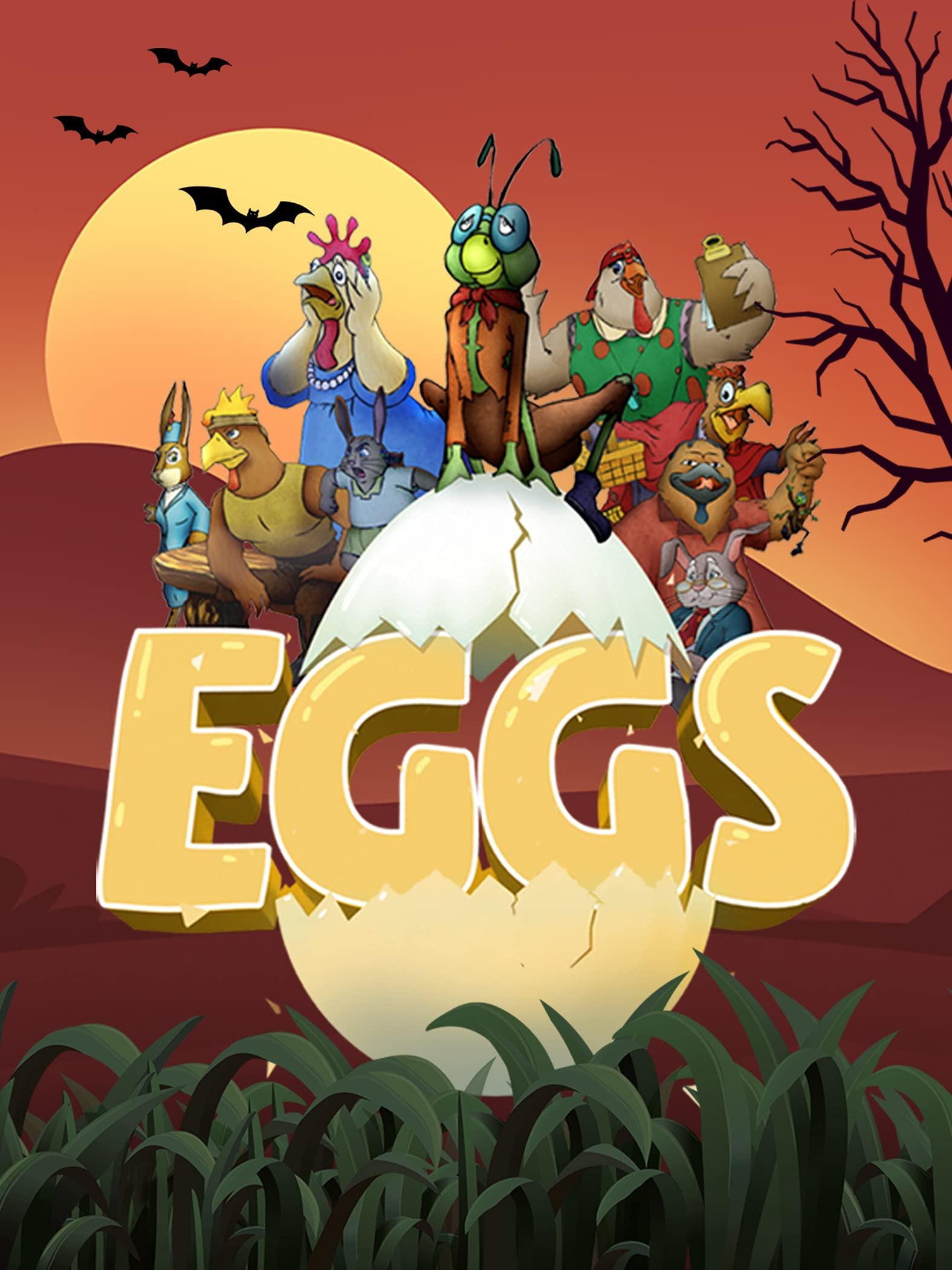 Eggs on Amazon Prime Video UK