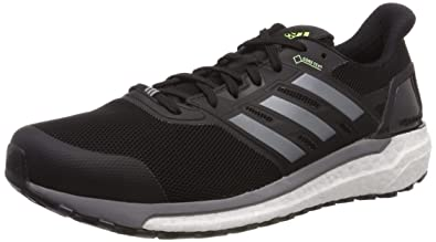 new style 41bd5 cea29 adidas Herren Supernova GTX M Laufschuhe Schwarz Core BlackGrey Three  F17Hi