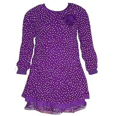 Kleid langarm 140