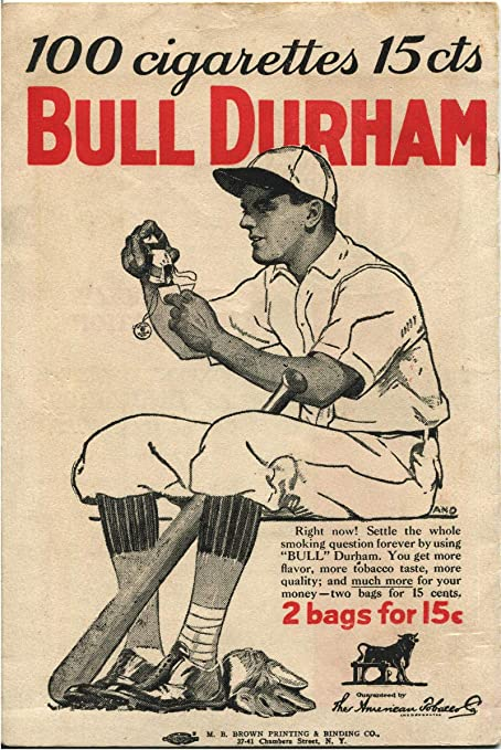 1924 NY Giants Baseball Scorecard Program. Polo Grounds. New York St