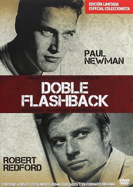 Doble Flashback: (Paul Newman + Robert Redford) [DVD]: Amazon.es ...